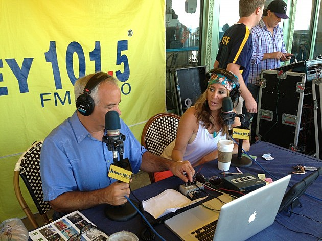 Come join Dennis and Judi LIVE at the Jersey Shore Kids Fest in Asbury Park