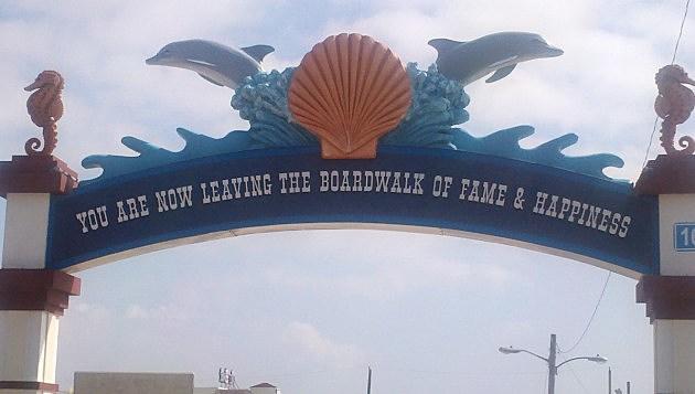 Which boardwalk was this photo taken?