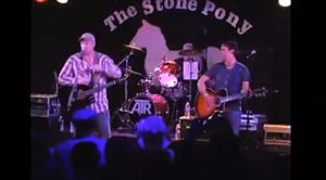 "After The Reign performs ""Jersey Strong"" at the Stone Pony"