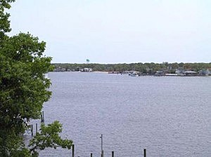 Barnegat Bay in Toms River