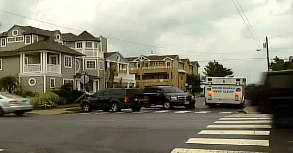 Police respond to 36th Street and Central Avenue in Ocean City