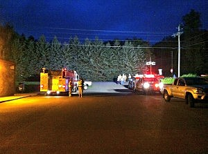 Police and fire crews respond to shooting in Ross Township, PA