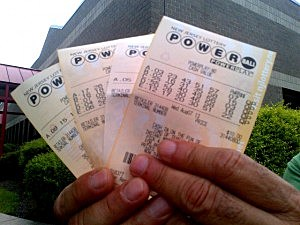 Powerball tickets for Wednesday