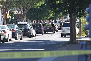 Trenton police investigate shooting on Hobart Avenue