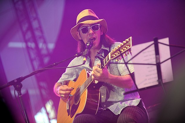 Dhani Harrison plays his father George's music