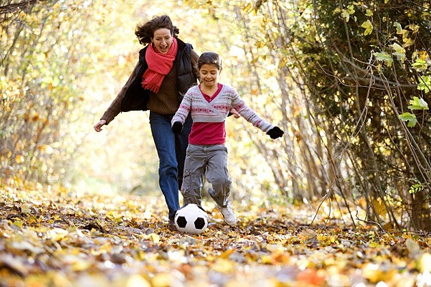 Tips to keep healthy this fall