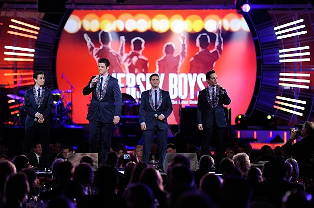 """Would """"The Jersey Boys"""" be a good fit for the Super Bowl Halftime Show?"""