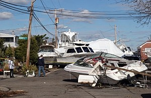 Superstorm Sandy Marinas