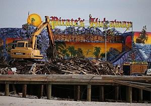 Casino Pier in Seaside Heights