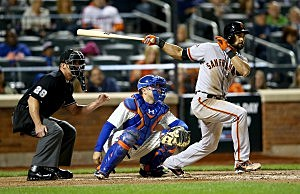 Angel Pagan, San Francisco Giants