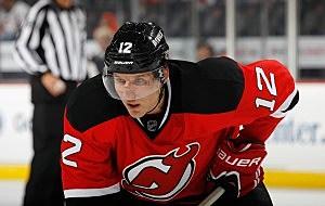 Damien Brunner, New Jersey Devils