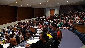 College Classroom