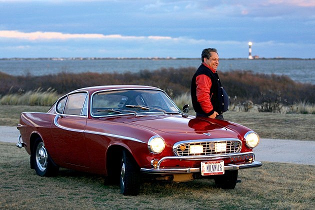 Irv Gordon Stands Next To His 1966 Volvo P1800 In This Undated Photo Gordon Was Honored