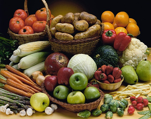 Increase your veggie intake to stay healthy