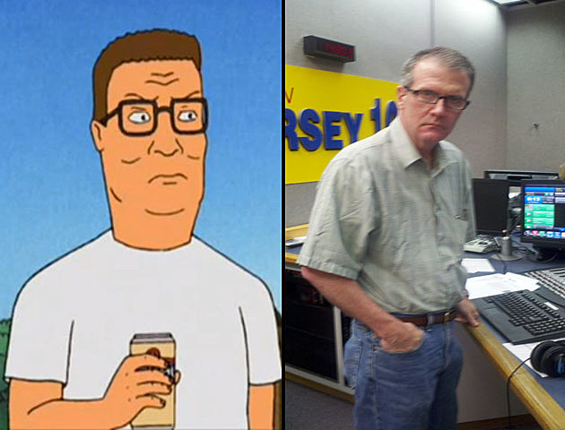 Bill Doyle and Hank Hill - Separated at Birth?