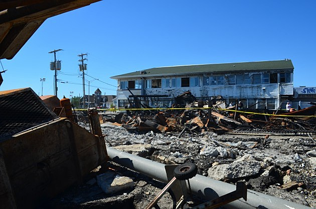 Post-Seaside Heights boardwalk fire