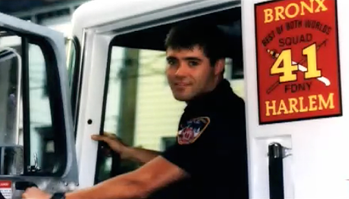 Firefighter Thomas Foley - Youtube