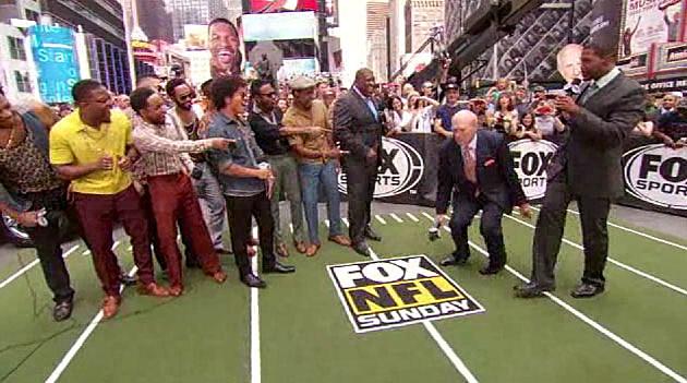Bruno Mars on Fox NFL SUnday