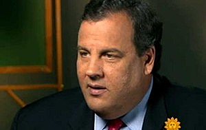 Governor Chris Christie on CBS Sunday Morning