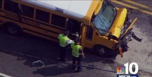 School bus involved in Glendora accident
