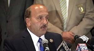 Ocean County Prosecutor Joseph Coronado