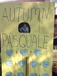Autumn Pasquale Supporters