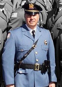 Red Bank Police Chief Stephen McCarthy