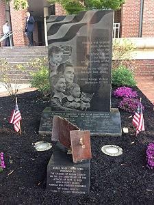 Toms River 9/11 memorial
