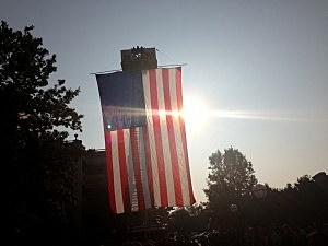 Toms River 9/11 ceremony