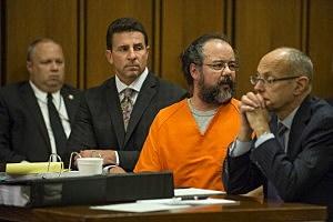 Ariel Castro pleads to Judge Michael Russo during his sentencing
