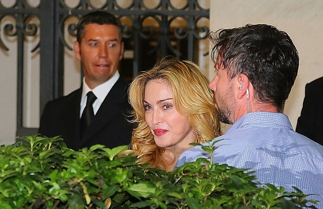 Madonna Gets Kicked Out of Movie Theatre for Texting