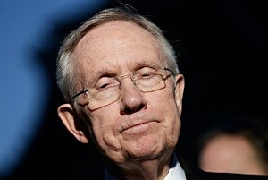 U.S. Senate Majority Leader Sen. Harry Reid (D-NV)