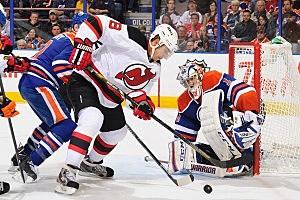 Devils vs. Oilers
