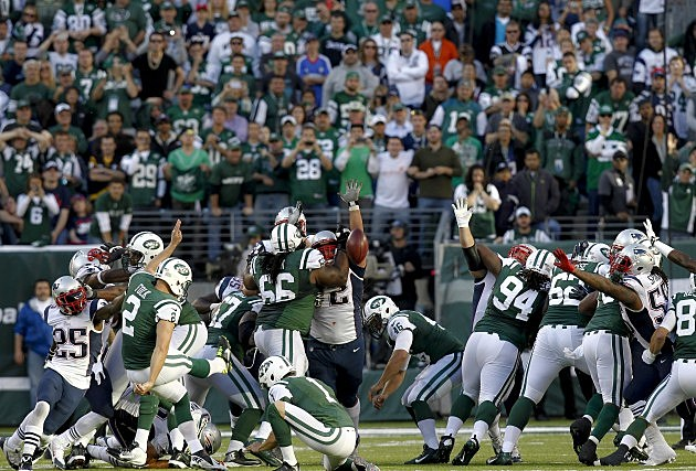 New England Patriots v New York Jets - Have Penalties become too much in the NFL