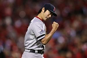 Koji Uehara, Boston Red Sox