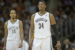 Paul Pierce, Brooklyn Nets