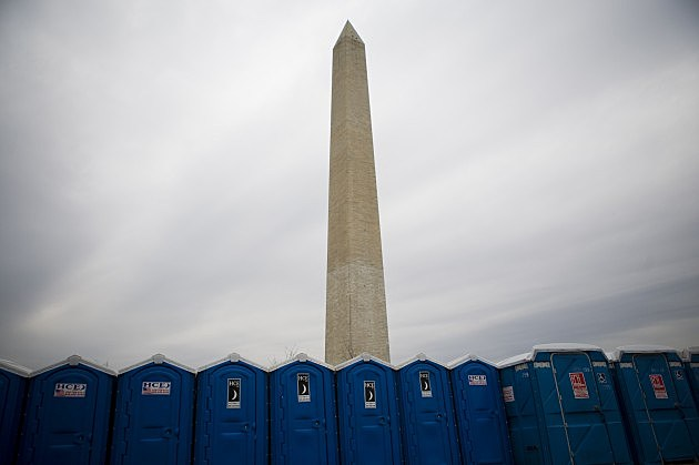 You'll never believe how much the Government spent on a modular bathroom