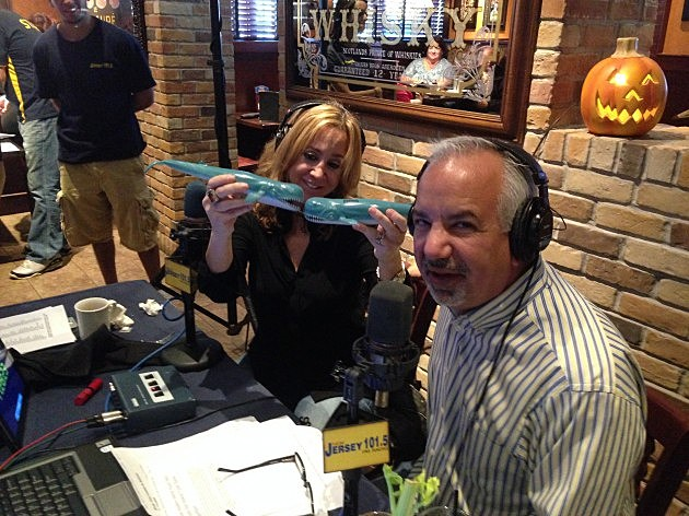 Dennis and Judi LIVE on the Lunch Tour