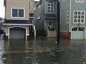 Flooding in Ocean City
