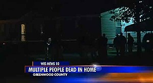 Home where six were found dead in South Carolina