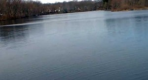 Farrington Lake in North Brunswick