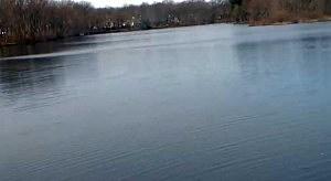 Farrington Lake in North Brunswick