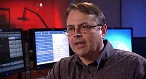 Jeff in a video by the National Association of Broadcasters about radio's role during Superstorm Sandy