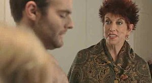 Marcia Wallace in her final movie, Muffin Top