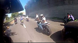 Bikers Road Rage York Motorcycle Road Rage