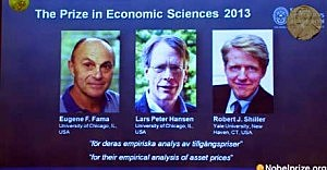 Nobelprize winners for Economic Sciences