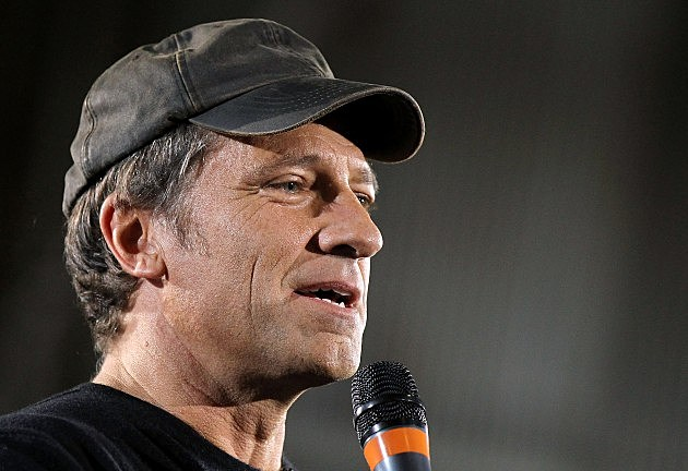 Mike Rowe Discusses Why College Isn't the only road to success