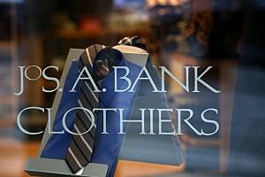 Jos. A. Bank store