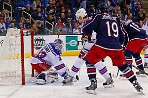 Cam Talbot, New York Rangers