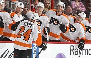 Matt Read, Philadelphia Flyers